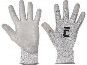 Protipořezové pracovní rukavice STINT, balení 12 ks (Velikost 11)