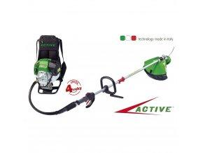 Benzinový multifunkční křovinořez ACTIVE 5,5 Z
