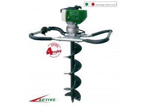Půdní vrták ACTIVE TDU 155