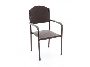Židle BARI - ratan