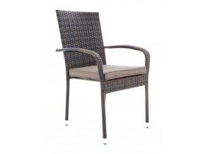 Židle KAROLINA