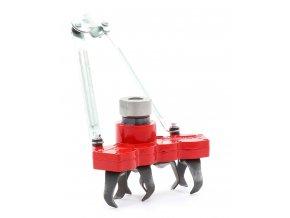Mechanický odplevelovač na křovinořez PUBERT W4
