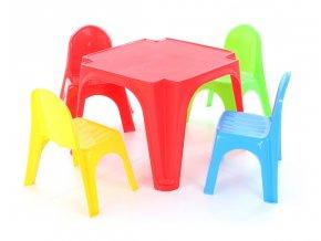 Dětský stolový set STARPLAST
