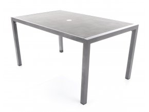 Stůl JADRAN SET 6-AL ratan