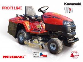 Zahradní traktor Weibang 2022 SPIRIT Premium