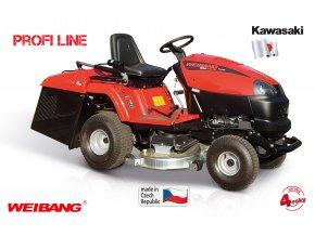 Zahradní traktor Weibang WB 1802 GALAXI Premium