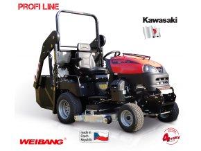 Zahradní traktor Weibang 2622 COBRA Premium