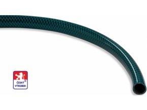 "Mateiciuc, zahradní hadice Exkluziv KIWI 1"" - 25 m, čirá zelená, PVC"