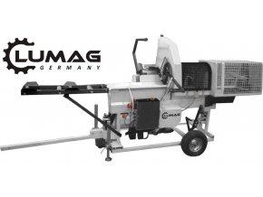 Štípací poloautomat Lumag SSA 300 EVO II  PROFI hydraulický štípací automat AKCE LÉTO