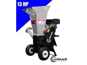 Drtič dřeva - štěpkovač HC 1500