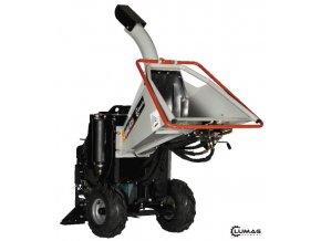 Štěpkovač Lumag RAMBO HC15H  hydraulický štěpkovač s podavačem