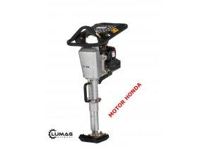Vibrační pěch Lumag LVS 30 - GX  motor Honda