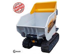 Profi minidumper Lumag VH 500AD (DIESEL)  Dieselový minidumper