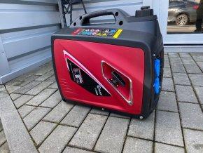 Invertorový generátor Lumag IG-2000