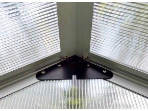 Polykarbonátový skleník VeGA 9500 STRONG