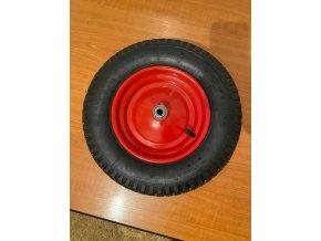 Nafukovací pneumatika s kuličkovým ložiskem prům.  osky 12 mm