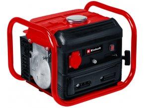 Einhell Classic TC-PG 10/E5 Generátor benzínový 800W, výkon motoru 1 000W, nádrž 4l