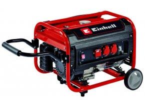 Einhell Classic TC-PG 35/E5 Generátor benzínový 3 100W, výkon motoru 4,1Kw, nádrž 15l