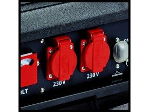72953 elektrocentrala benzinova einhell classic tc pg 35 e5