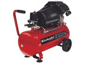 Einhell Classic TC-AC 420/50/10 V Kompresor olejový dvoupístový 2200W, 10bar, vzdušník 50l