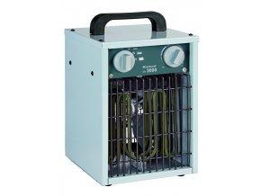 Einhell Elektrický ohřívač EH 2000, 402119, 2kW, termoostat, ventilátor