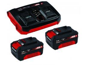2x 3,0Ah & Twincharger Kit