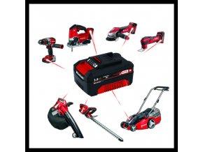80240 starter kit duo power x change 2x3 0ah einhell accessory