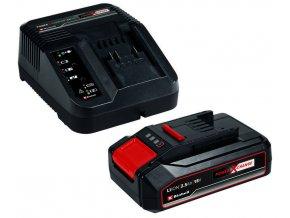 Einhell Accessory Starter-Kit Power-X-Change 18 V/2,5 Ah