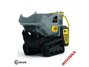 Profi minidumper Lumag VH850 GX  plně hydraulický minidumper