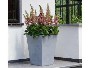 Květináč BETON CONIC 40x40cm