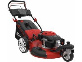 Benzínová sekačka na trávu, tříkolová - GU95435