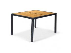 FDZN 6030-PR Polyratanový stůl FIELDMANN