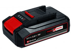 Einhell Power X-Change 18V 2,5Ah