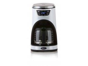 Kávovar s časovačem - bílý - Boretti B412