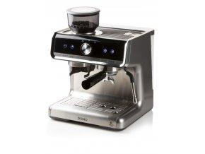 Pákový kávovar s mlýnkem na kávu - DOMO DO720K, 15 Bar
