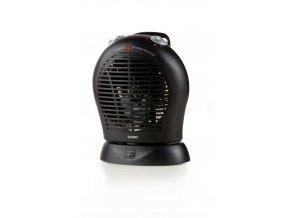 Teplovzdušný ventilátor s oscilací - DOMO DO7324F