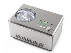 Zmrzlinovač s kompresorem - DOMO DO9201I, kompresorový