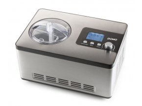 Zmrzlinovač s kompresorem - DOMO DO9207I, kompresorový