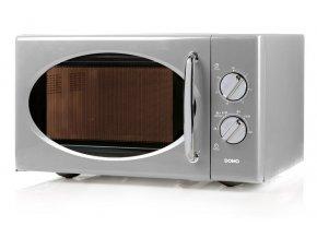 Mikrovlnná trouba retro - DOMO DO3025, Výkon mikrovln: 900 W