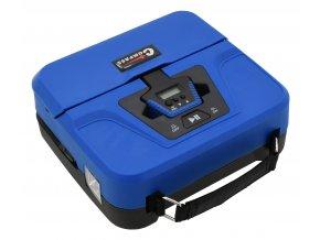 Kompresor 12V BOX digitální 3in1
