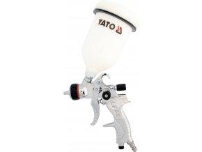 Pistole na lakování s nádrží 0,6l 1.4mm