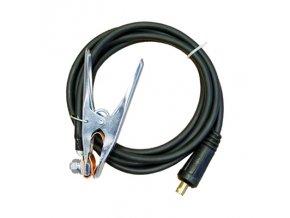 Zemnící kabel 25 mm², 3 m, 35-50