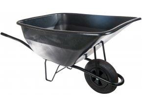 Zahradní kolečko 180L s nafukovací pneumatikou KZ06