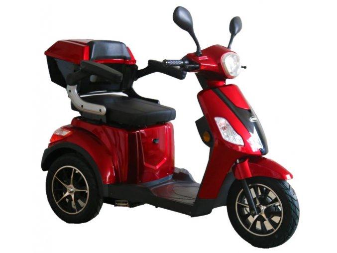 SELVO 3500 elektrická tříkolka pro seniory