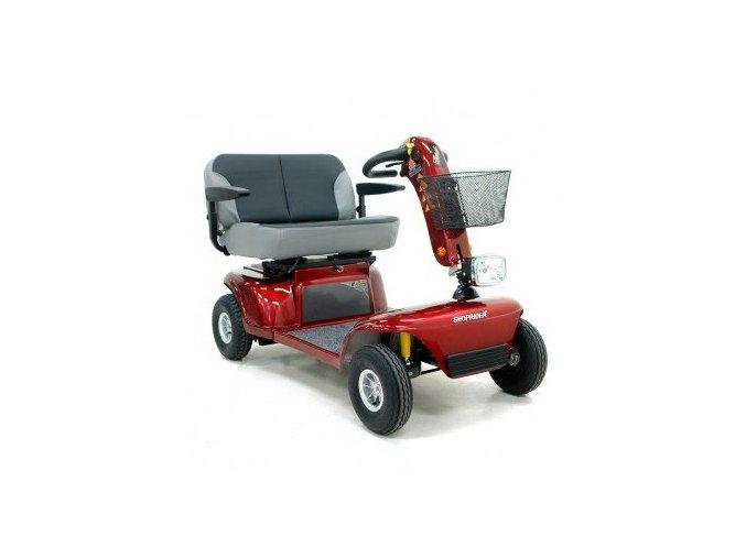 duo celoodpruzeny elektricky vozik rmtk5