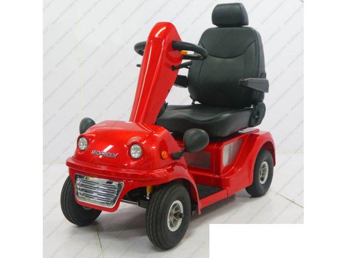 helicon e900 elektricky vozik s dlouhym dojezdem aetep