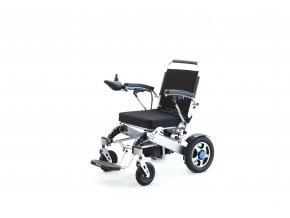 SELVO i4500 – Skládací invalidní vozík do tvaru kufru na kolečkách