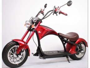 SUPER CHOPPER ECO HIGHWAY 2000W NA ŘP A SPZ