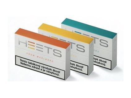 HEETS cigarety Philip Morris