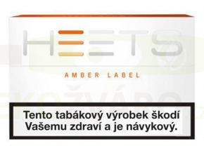 Heets amber label (1)